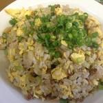 麺処よっちゃん - チャーハン: これはとっても美味しいです。