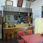 仲よし - 昭和の食堂です。
