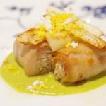 ラルテ沢藤 - 豚肉のインヴォルティーニ