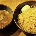 麺三昧 - 【つけ麺 + 半熟煮玉子】¥880 + ¥100