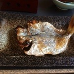 網元の宿 ろくや - 焼き魚(エボダイ)