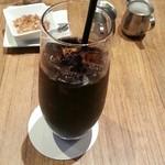 ラ テラス カフェ エ デセール - 「ラテラス オリジナルブレンドコーヒーICE」