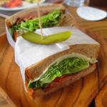 49724071 - ローストビーフ  680円➕税(Special Sandwich)