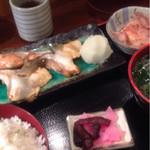 mihashiya - 銀じゃけ定食