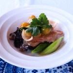 49725761 - 山伏茸と野菜の炒め物