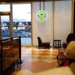 タリーズコーヒー - 店内です。