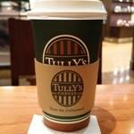 タリーズコーヒー - アメリカーノ(420円)です。