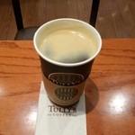 タリーズコーヒー - 上からの。