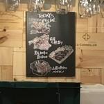 イタリアン&肉バル 北の国バル - kitanokunibaru:黒板メニュー