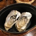 イタリアン&肉バル 北の国バル - kitanokunibaru:牡蠣