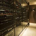 リストランテ シルベラード - イタリアを中心に各国から集められたワイン