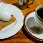 コーヒー・ブリックス - ケーキセット