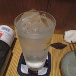 くらら - レモンサワー