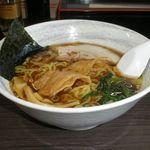 麺や 山猿 - 料理写真:醤油らーめん 700円