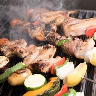 ポルトガルの伝統料理(人気の串焼きエスペターダ)
