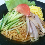 餃子の王将 - 韓国風ビビン麺(大)