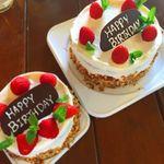 ワイン食堂 ワークス バル - 料理写真:ワークスバルでお誕生パーティーしませんか?ケーキもご用意できます(要予約)