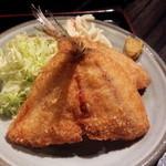 遊食楽酒 舫 - あじフライ アップ(16-04)