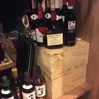 BISTRO にふぇー - ワインや国産ウイスキーなど色々あります!