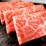 サカイ食堂 - 和牛上カルビ1600円