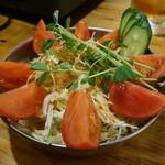 丸二商店 - ☆フルーツトマトのサラダ☆