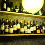 肉バルキッチン - ☆ボトルワインもいろいろあります(^_-)-☆