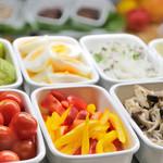 サラダデリ MARGO - 野菜を中心としたタンダードトッピング(50円)
