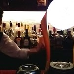 Saloon Bar 琥珀