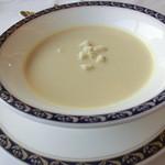 49756045 - 野菜のクリームスープ