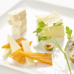Pine Tree Bless - Cheese Plate