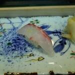 しら川 - お昼の鯛