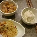八剣伝 - 料理写真:お通し