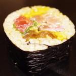 鮨 麻葉 - 太巻き