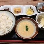 仙臺たんや 利久 - とろろ定食