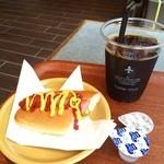 カフェ&ビアテラス カリフォルニアカフェ - ホットドッグセット