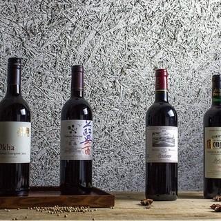 ジビエに合うのはやっぱり・・・赤。マタギが集めた厳選ワイン