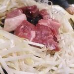 ゆきだるま - 料理写真: