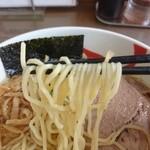 天日地鶏 - 2016年3月 塩ラーメン 700円