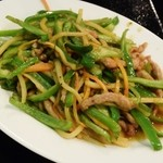 金福来 - 青椒肉絲