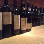 バー・カヴェルナ - ポルトガルのお酒は100種類以上