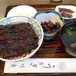 川貞 - うな丼(竹)