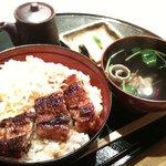 うなぎ処 柳川屋 - 「うな丼(竹)」 1,470円