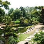はくよ庵 - 日本庭園