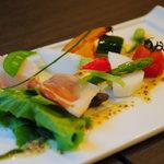 奥入瀬渓流ホテル - 料理写真:サラダ