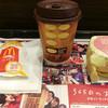 マクドナルド - 料理写真:ソーセージエッグマフィンセット~☆