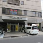 食事処そが - ホテル入口(2016/04/13撮影)
