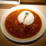 オンザテーブル バイ グッドビア フォウセッツ - 牛肉のクラフトビール煮込み¥950