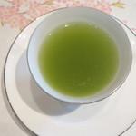 パレスホテル東京 - 煎茶「百年の春」