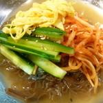 まだん - 韓国冷麺
