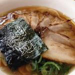 篠寛 - チャーシュー麺(正油)